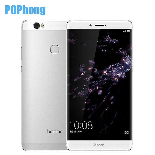 Original Huawei Honor Note 8 4G LTE Mobile Phone Kirin 955 Octa Core 6.6 inch 2K 2560X1440px 4GB RAM 128G ROM Smart Phone
