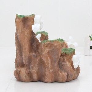 Image 4 - דרגון בול Z פעולה דמויות דרקון Shenron Z אנימה אסיפה דגם צעצועי DBZ עם הר מדף