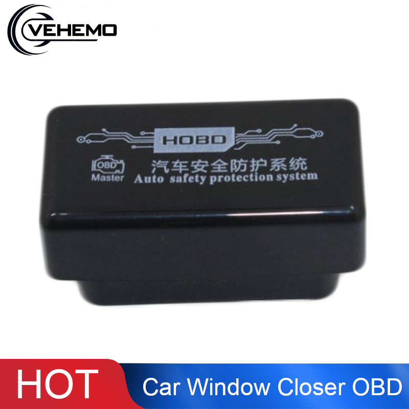 Vehemo OBD Car Vehicle Window Closer Glass Opening/Closing Module System For Chevrolet Cruze 2009-2014