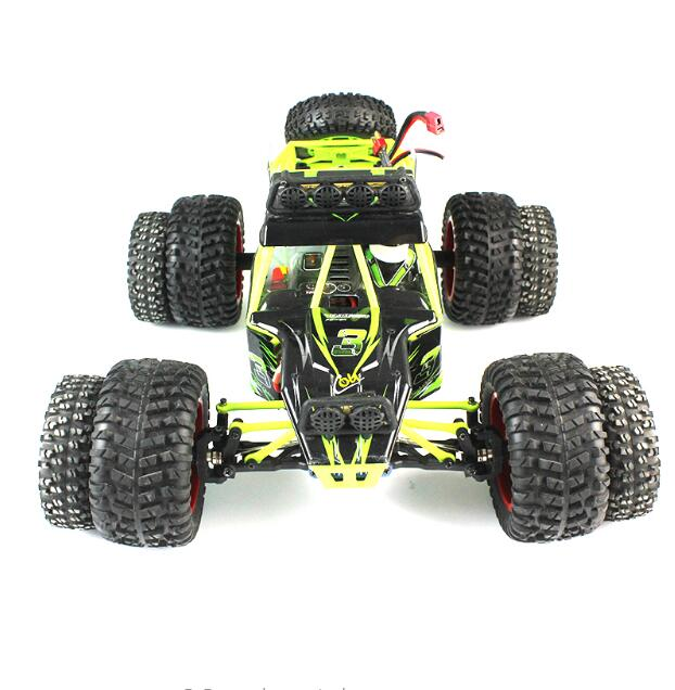 Wltoys 12428 12423 Feiyue FY-03 JJRC Q46 Q40 Q39 1/12 RC Car Spare Parts upgrade large tires image