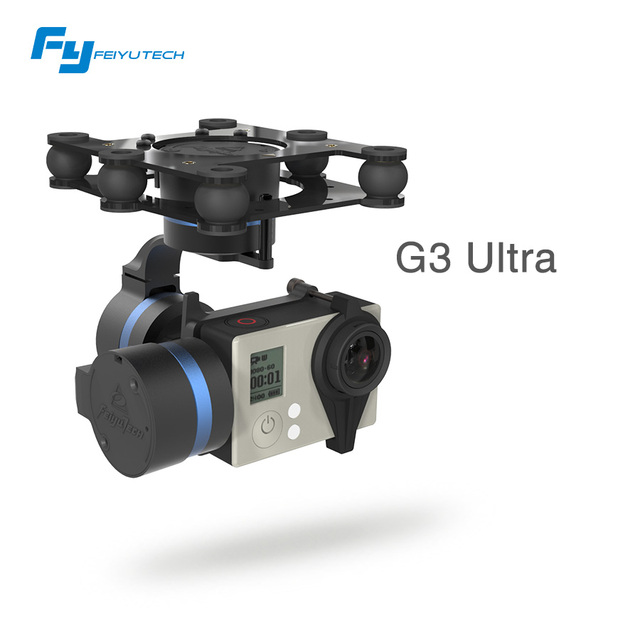 FY-G3 Ultra 3 Axis Brushless Gimbal( for aircraft ) for Gopro 3 /3+ /Gropro 4 / FY-G3 Ultra 3 Axis Brushless Gimbal