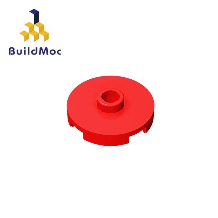BuildMOC Compatible Assembles Particles 18674 2x2 For Building Blocks DIY LOGO Educational High-Tech Spare Toys
