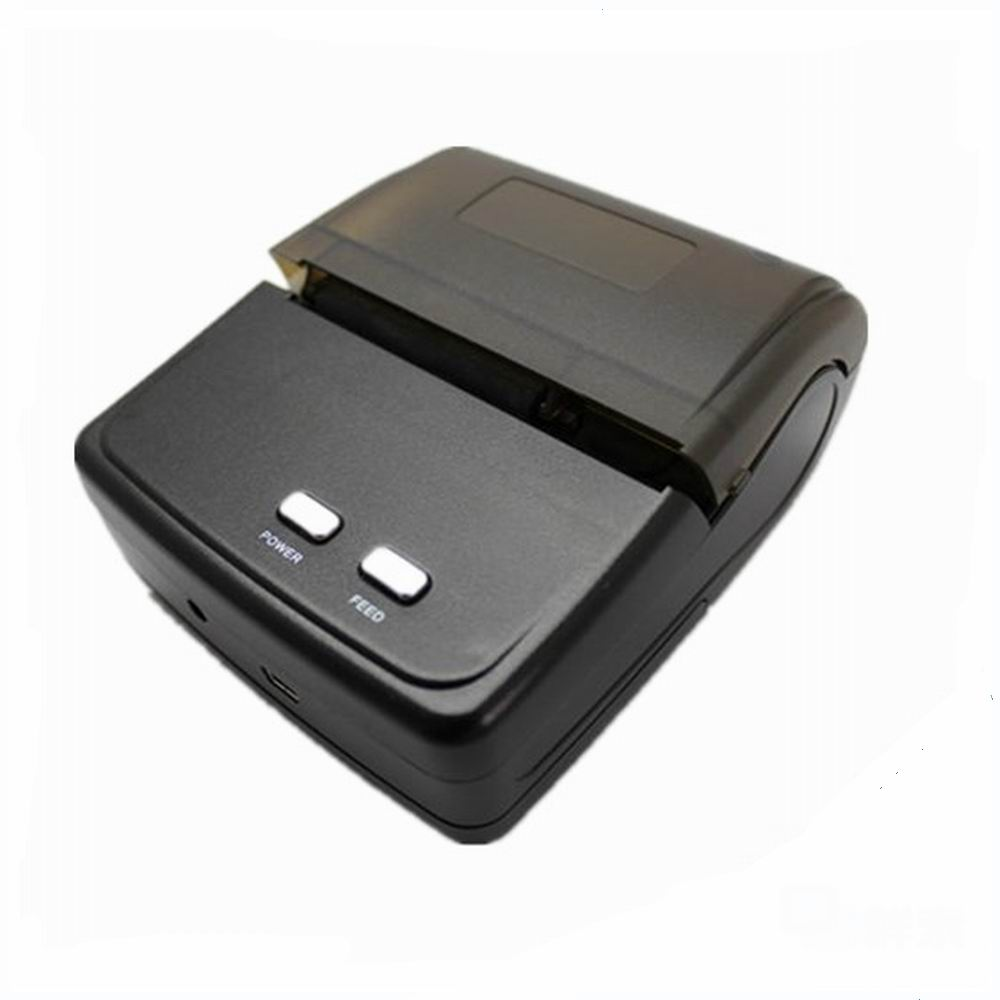 Free shipping  Android 4.2.2 Bluetooth Wireless Mobile 58mm Mini Thermal Receipt Printer Portable With SDK for bluetooth 4.0 mht 8001 wireless thermal printer with battery android and ios system bluetooth mobile thermal printer