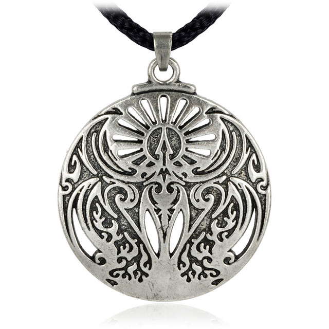 Ezei mythical rite of the phoenix fire bird pendant hermetic jewelry ezei mythical rite of the phoenix fire bird pendant hermetic jewelry mozeypictures Image collections