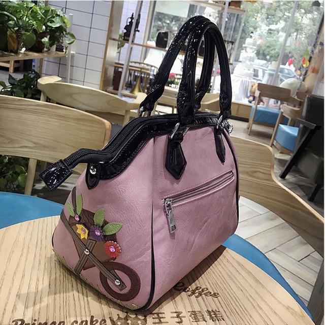 iPinee Women Handbag Shoulder Bag tote Braccialini Handbag Sac A Main Borse Feminina Luxury Handbags Women Bags Designer