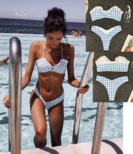Sexy Brazilian Bikini Set 2019 High Waist Swimwear Swimming Swimsuit for Women Ruffle Bikini Set Biquini Swimsuit