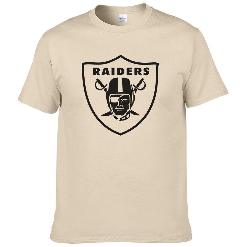 2017 hot sale men women short sleeve t shirts raiders for Custom t shirts for sale