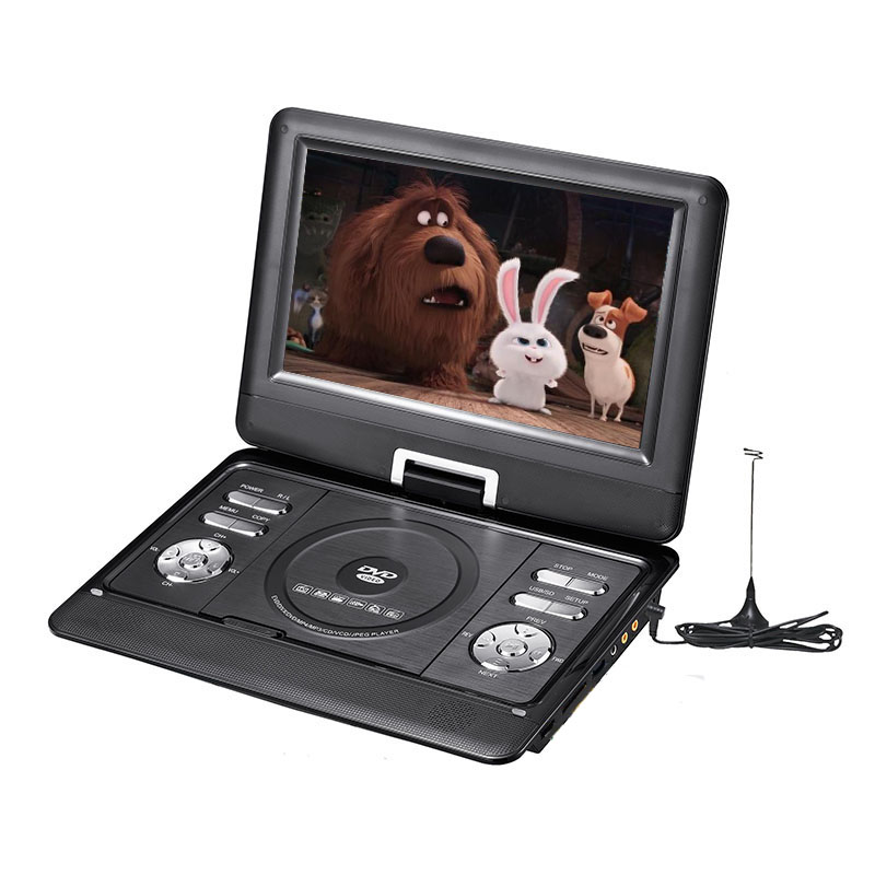 Lonpoo Portable Dvd Player 10 1 Inch Screen Dvd Player Car