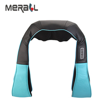 цена на New Electric Neck Roller Massager For Back Pain Shiatsu Infrared lamp Massage Pillow Gua Sha Product Body Health Care Relaxation