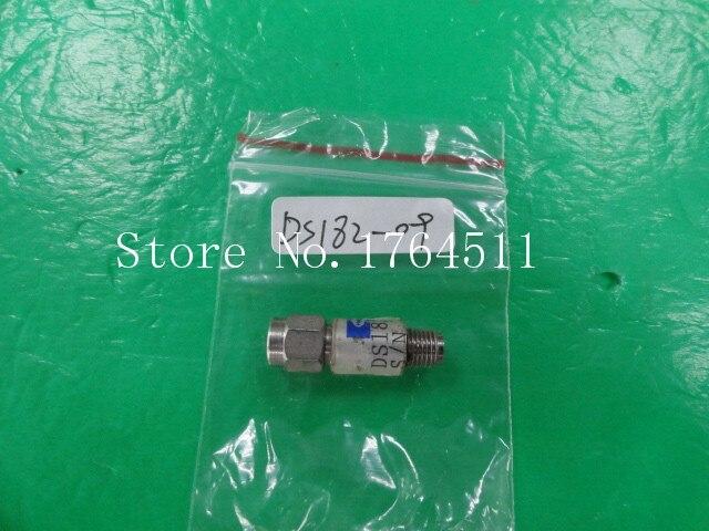 [BELLA] Herotek DS182-09 1-18GHZ RF Coaxial Detector SMA