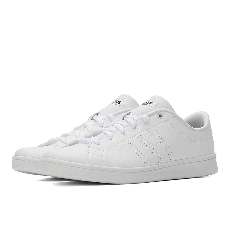 Oryginalny nowy nabytek 2019 Adidas NEO ADVANTAGE czyste QT damskie buty na deskorolkę trampki