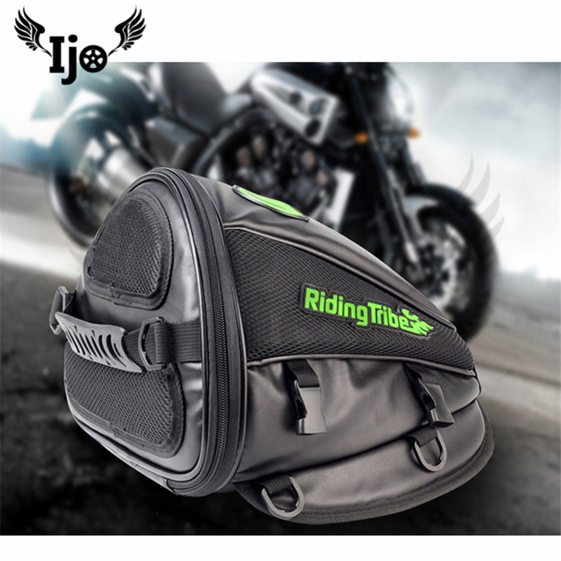 motorsiklet tail bag for Vespa harley softail mochila moto tank bag alforjas para moto givi sacoche moto motorcycle backpack