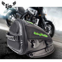 motorsiklet tail bag for Vespa harley softail mochila moto tank bag alforjas para moto givi sacoche moto motorcycle backpack