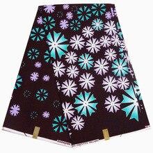 Hollandais Wax High Quality Super Wax Hollandais 2019 Dutch Wax African Wax Hollandais Hot Sale Design For Women Dress