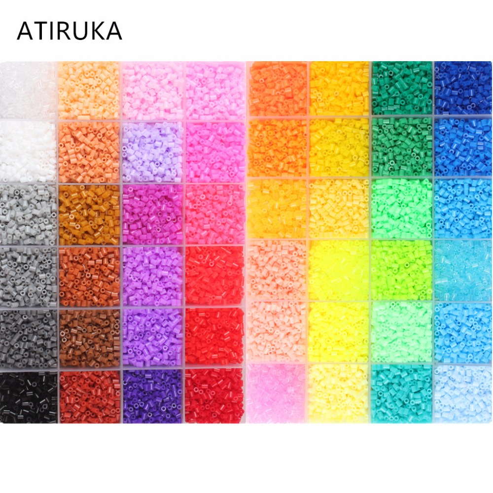 72 Colors 2.6MM Hama Beads Puzzles Toys for Children Educational Toys Perler Beads Puzzles for Adults Brinquedo 36000Pcs/Set 72 Colors 2.6MM Hama Beads Puzzles Toys for Children Educational Toys Perler Beads Puzzles for Adults Brinquedo 36000Pcs/Set