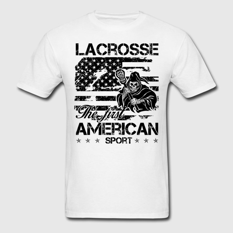 MARYLAND ARROWS Old School 70s NLL Box Indoor Lacrosse Lax Gray T-Shirt NEW