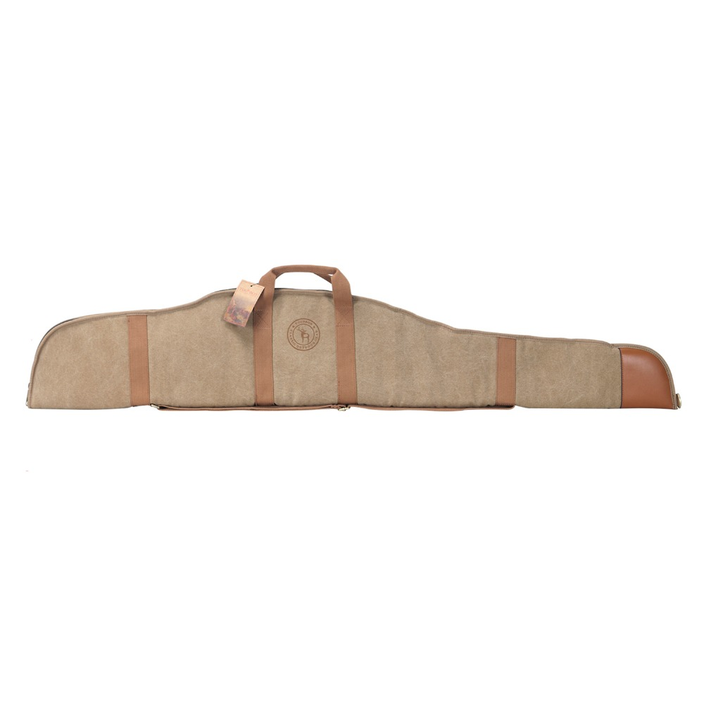 Tourbon Rifle Slip Hunting Accessories Canvas Tactical Shooting Gun Case Thick Padded Gun Protection Carrying Bag