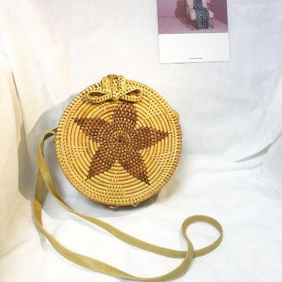купить ZHIERNA Fashion Mini Summer Straw Bag Holiday Handbags Crossbody bags Small Rattan Bags Handmade Beach Bag for Women недорого