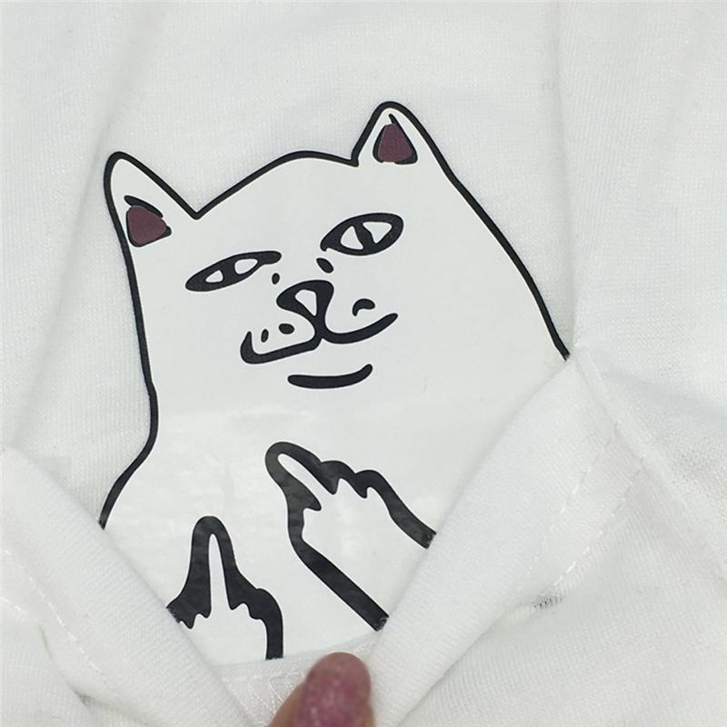 HTB1kvXKQpXXXXa0XXXXq6xXFXXXK - Pocket Cat T-shirt