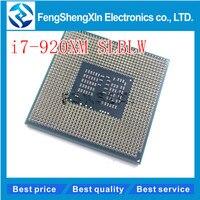 I7 920XM CPU SLBLW Processor Extreme Edition 8M 2 00 3 20 GHz Laptop CPU I7