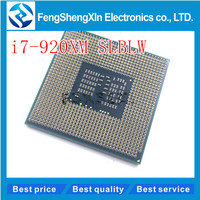 I7 920XM CPU SLBLW Processor Extreme Edition 8M 2 00 3 20 GHz Laptop CPU I7