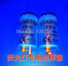 Rohs стартера флуоресцентные предохранитель стартер балласт дневного ce корпус трубки прозрачный