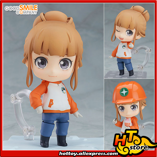 100% Original Good Smile Company Nendoroid No.1021 Action Figure Hinata Miyake from A Place Further Than the Universe