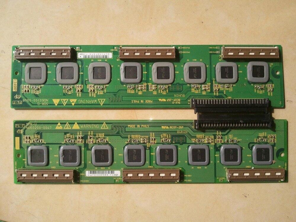 Darmowa wysylka 100 oryginalny dla 50PD9980TC ND60200 0047 0048 JP6079 JP6080 wyzywienie bufor