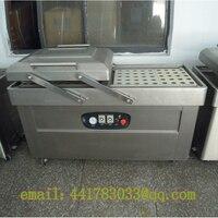 Comparar Máquina de envasado al vacío de doble cámara de acero inoxidable DZ-600/2 S máquina de envasado al vacío de carne de perro caliente y pollo