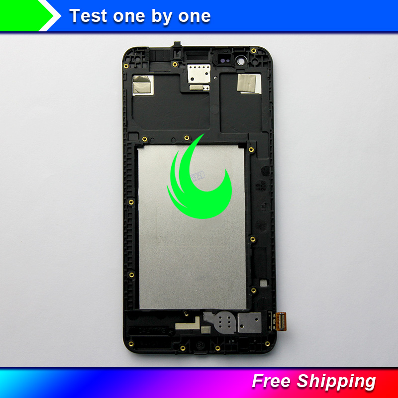 Original Display For <font><b>LG</b></font> K4 2017 <font><b>X230</b></font> X230DSF X230K <font><b>LCD</b></font> Touch Screen Digitizer Assembly with Frame For <font><b>LG</b></font> K4 2017 <font><b>X230</b></font> Display image