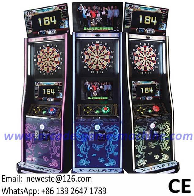 pour jeux center clubs et bar multi joueurs concurrence lectronique monnayeur chanceux arcade. Black Bedroom Furniture Sets. Home Design Ideas