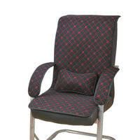 Modern Flax Chair Cover Room Decoraiton Chair Cover Kitchen Home Office Chair Cushion Removable Anti dirty Chair Seat Case