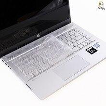 ТПУ Клавиатура крышка пленка для hp Start 14 «Pavilion 360X360 Клавиатура для ноутбука невидимая водостойкая Пылезащитная мембрана.