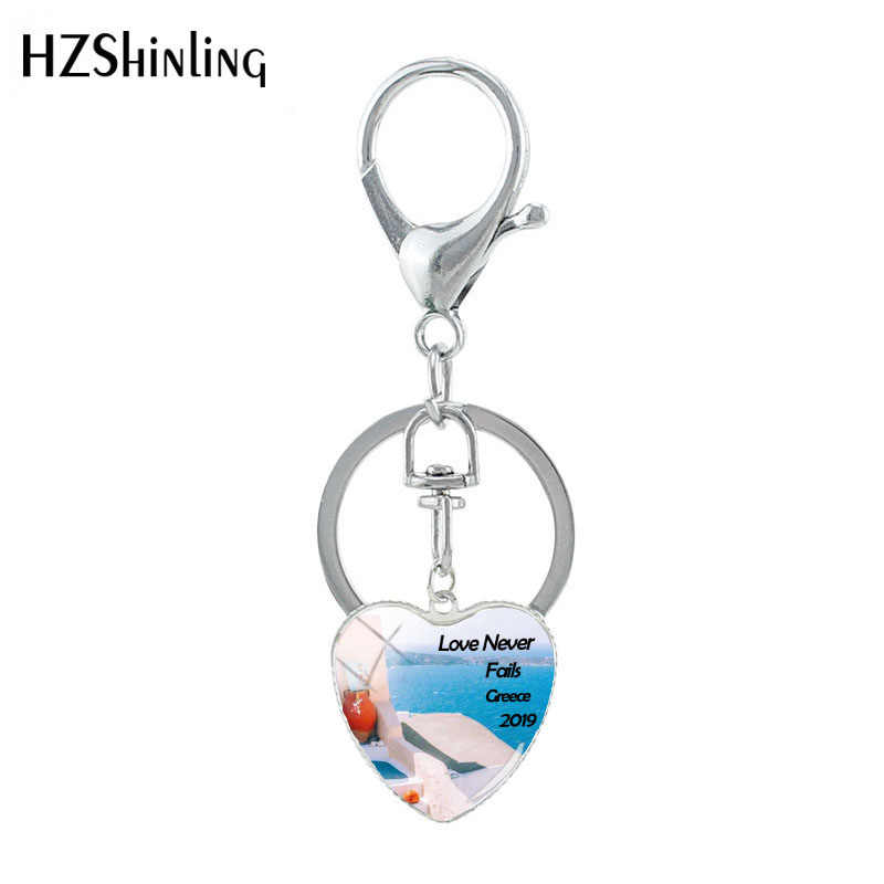 20pcs Love Never Fails Connector stainless steel charms more style