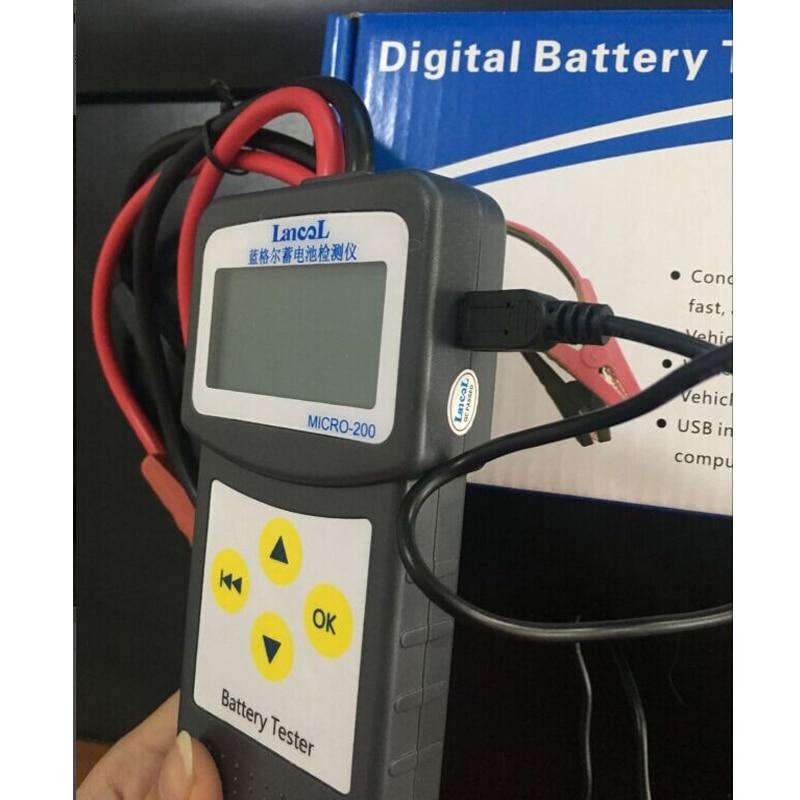 LANCOL batteries 12 volt car MI
