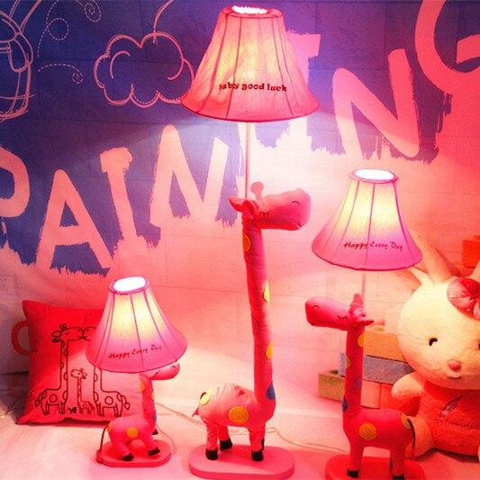 HGhomeart Cute cartoon cloth garden creative fashion floor lamps for ...