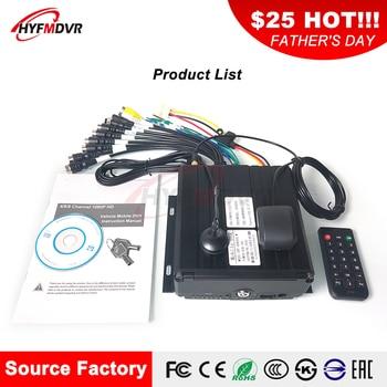 10 Monitores Hdmi | Venta Al Por Mayor De La Fábrica Tarjeta SD + Disco Duro Grabación Control Remoto Host 3G GPS Móvil DVR Remolque/grande Coche De Envío/carga