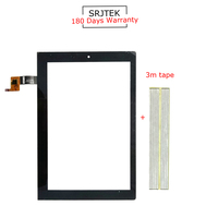 For New Lenovo Yoga Tablet 2 1050 1050F 1050L MCF 101 1647 01 v4 Replacement Touch Screen Digitizer Glass Black