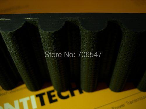 Free Shipping 1pcs HTD2002-14M-40 teeth 143 width 40mm length 2002mm HTD14M 2002 14M 40 Arc teeth Industrial Rubber timing belt id card 125khz rfid reader