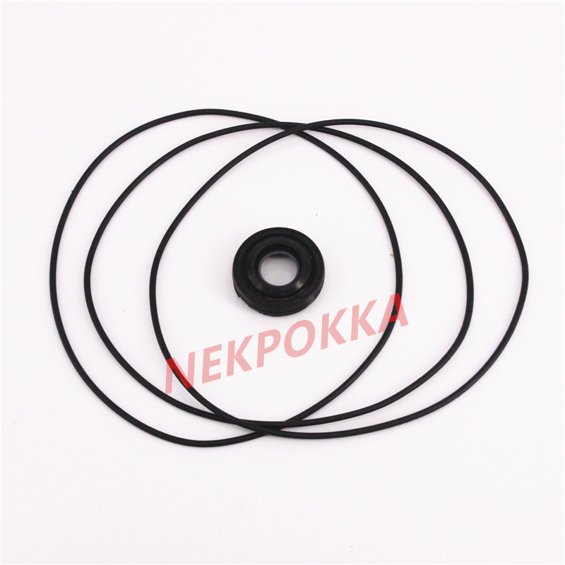 Auto Ac Compressor Repair Kit O Ringshaft Seal For Toyota Coaster