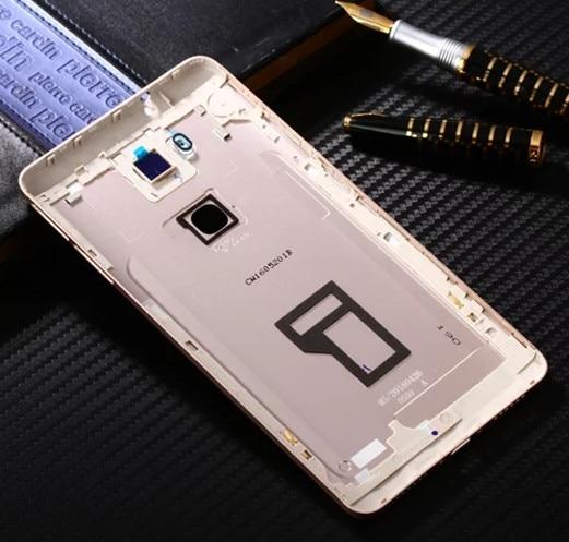 imágenes para 5X Original Oficial de Metal Caso de la Cubierta para Huawei Honor Huawei 5X Contraportada de La Batería de piezas de Repuesto