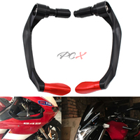 Universal 7/8 22mm Motorcycle Handlebar Brake Clutch Levers Protect For HONDA CBR600RR CBR 600 RR CBR 1000RR 2007 2012