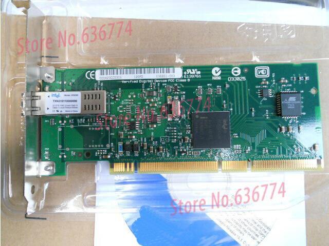 8490MF Server fiber optic network card 82545GM 1000M Card