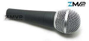 Image 3 - 10 adet/grup yüksek kalite SM58LC profesyonel dinamik kablolu mikrofon kardioid 58LC için Mic performans canlı vokal sahne Karaoke
