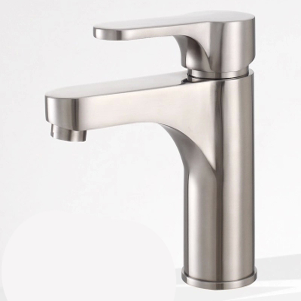 SUS304 stainless steel Basin taps Bathroom Mixing Faucet ...
