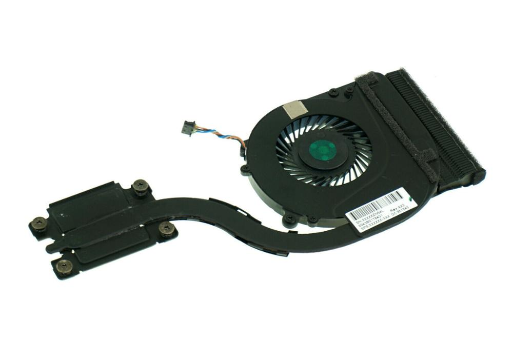Laptop CPU Cooling Fan For <font><b>HP</b></font> EliteBook <font><b>820</b></font> <font><b>G3</b></font> 825 720 <font><b>G3</b></font> 725 <font><b>G3</b></font> HeatSink& Fan Radiator&Fan 821691-001 image
