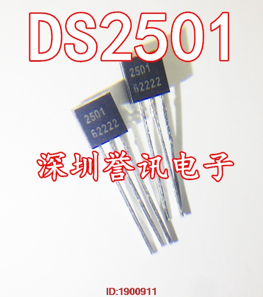 1pcs/lot DS2501 TO-92 In Stock1pcs/lot DS2501 TO-92 In Stock