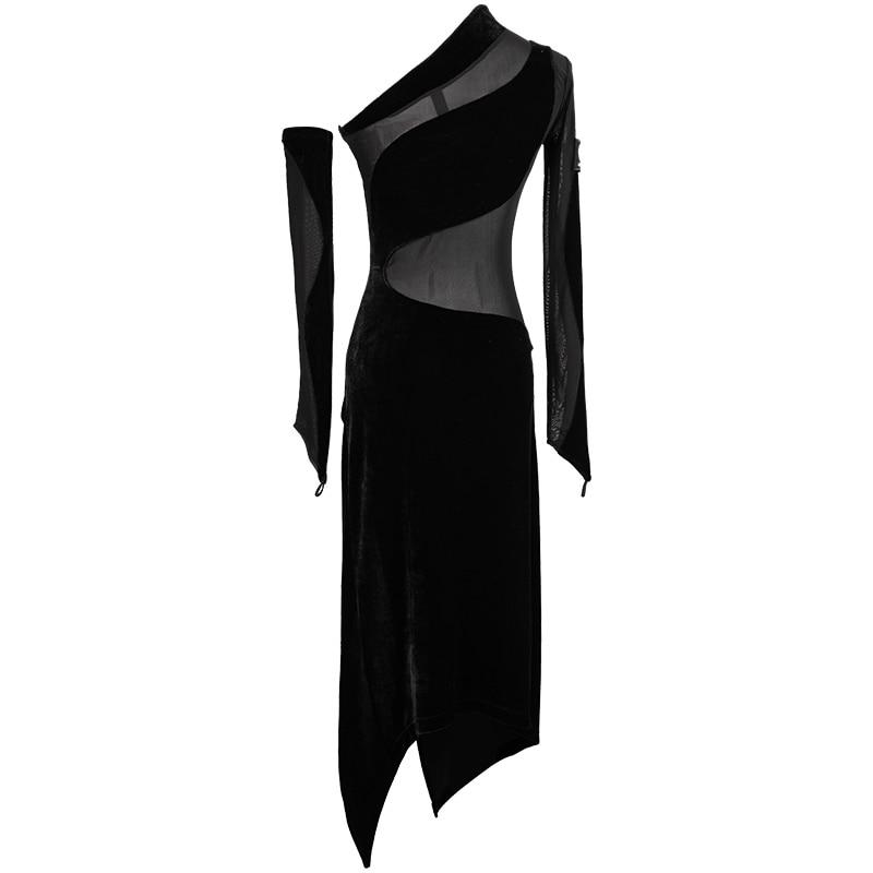 Sexy Latin Dance Dress Women Latin Competition Dress Black Latin Practice Dress Modern Dance Costumes Salsa Dress Dance Wear