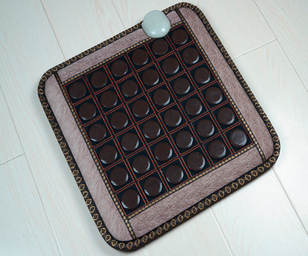 купить Best Tourmaline Heat Mattress Jade Winter Heat Mattress Jade Physical Therapy Mattress 45*45CM Free Shipping по цене 5983.78 рублей