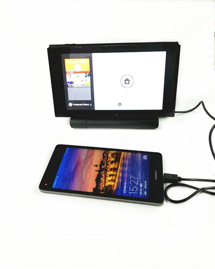 15 V 2.6A 8000 mAh chargeur Portable pliable support de support de charge batterie externe pour commutateur de commande NS Console avec Type PortC